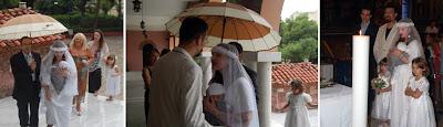Με το μωρό στο γάμο!