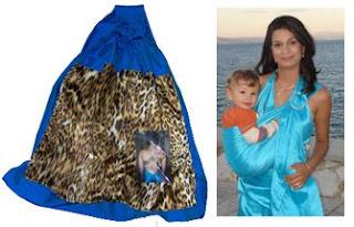 Όταν το sling ταιριάζει με το βραδυνό σου φόρεμα... για μια ξεχωριστή εμφάνιση σε επίσημη έξοδο!