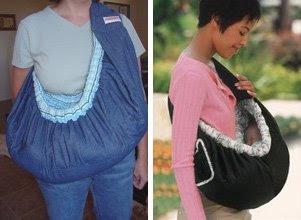 Μάρσιποι τύπου 'τσάντα' με πλαστικό κούμπωμα, χωρίς ουρά