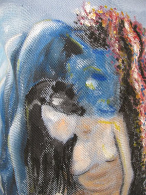 Το πνεύμα της μητέρας, ορατό ως Πάνθηρας ή Λιονταρίνα, προστατευτικό σύμβολο ήρεμης δύναμης