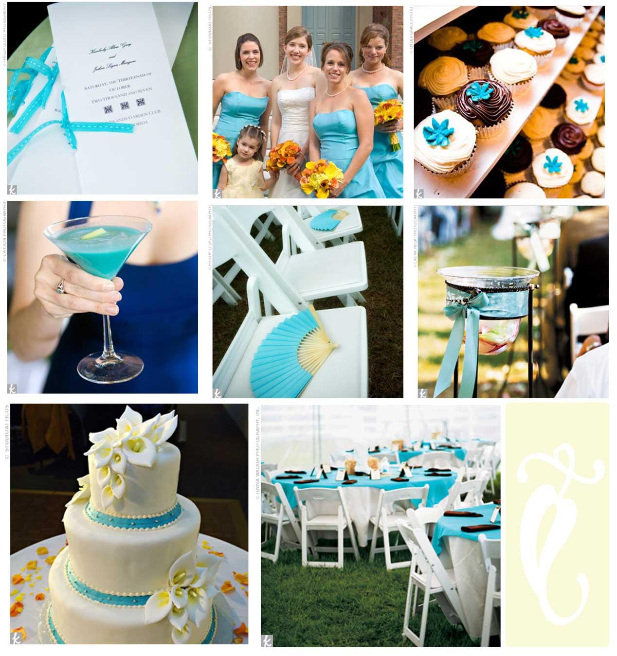 Tiffany+blue+wedding+flowers