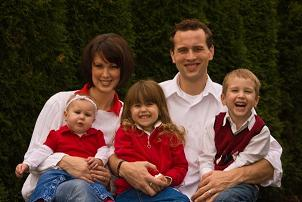 Our Family - Nov 2008