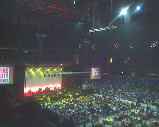 Stevie Wonder in concert at the Verizon Center