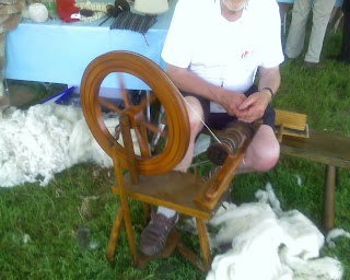 the rich mans wool spinning machine