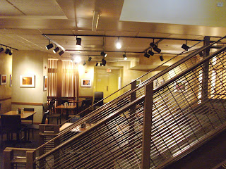 Teaism Penn Quarter lower level