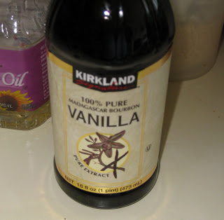 vanilla from Costco 16 ounces