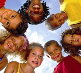 Sonrisa de niños