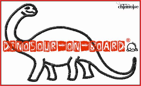 Dinosour On Board