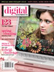 Digital Scrapbooking Magazine