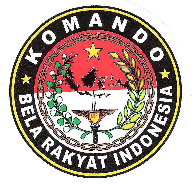 KOMANDO BELA RAKYAT INDONESIA