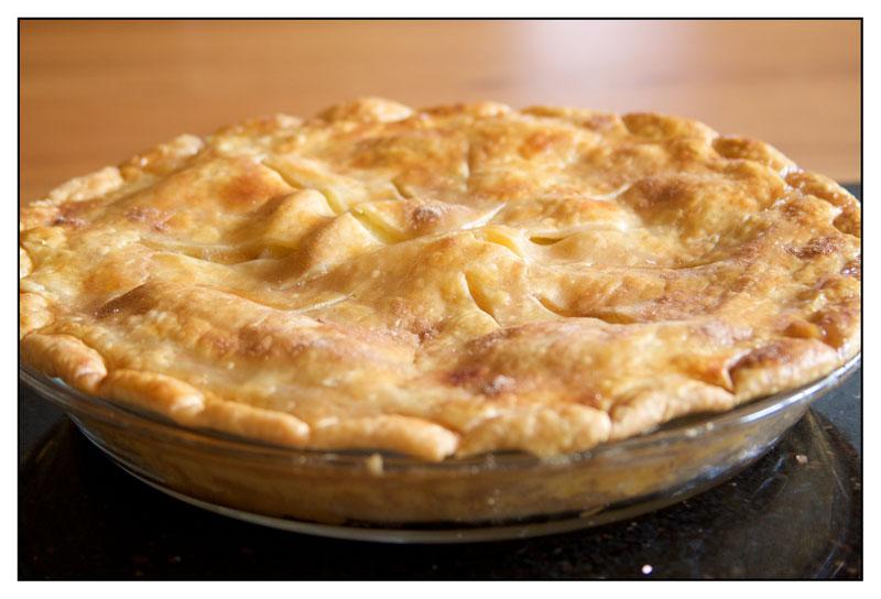 Leap Photography: Apple Pie Filling / Boise Photographer