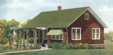 Laurelhurst craftsman bungalow craftsman exterior decision for Exterior paint colors to match green roof