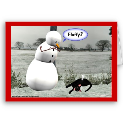 funny greeting cards. Our Christmas Photo from last