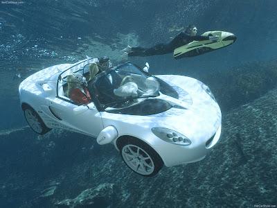 2006 Rinspeed Porsche Indy 4s 997. Rinspeed Auto Car : 2008 Rinspeed sQuba Concept