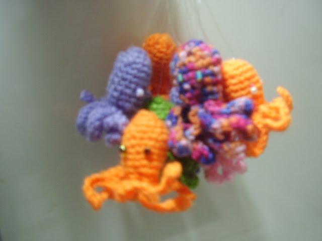 Gorros De Animales Tejidos A Crochet Y Guantes 3 000 En | Pelauts.Com