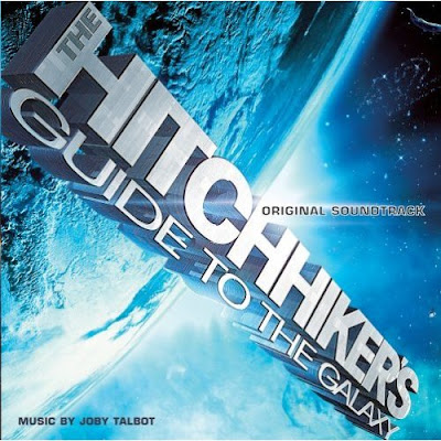 Soundtracks - The Hitchhiker's Guide To The Galaxy