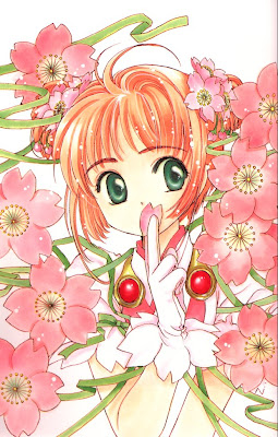 Miss CLAMP Sakura+kinomoto