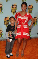 nia+n+kid Nickelodeon 2008 Kids Choice Awards