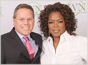 oprah+winfrey Oprah Launch Own TV Network