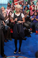 Keyshia Cole Appears On TRL
