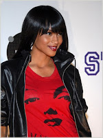 cici2 Ciara At New York Giants Party
