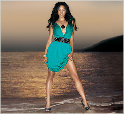Amerie Headed To Island Def Jam?