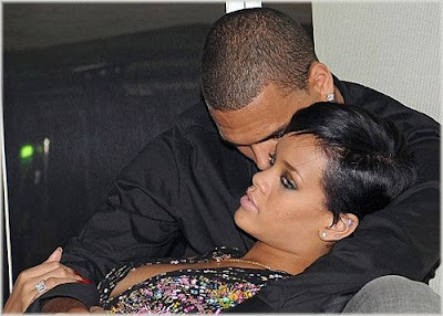 rihanna+and+chris+brown+again Rihanna &amp; Chris Brown Go Public?