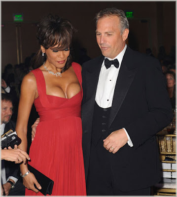 Whitney Houston & Kevin Costner