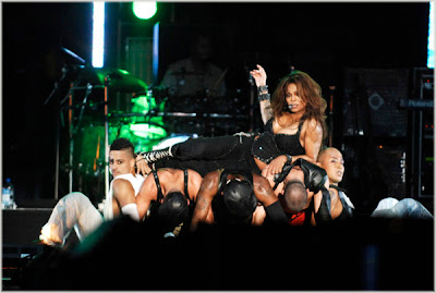 atlantis12 Janet Jackson Performs In the Bahamas