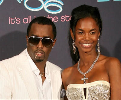 sean combs  kim por 262558y%255B1%255D Kim Porter Speaks Out