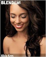 Alicia Keys / Blender