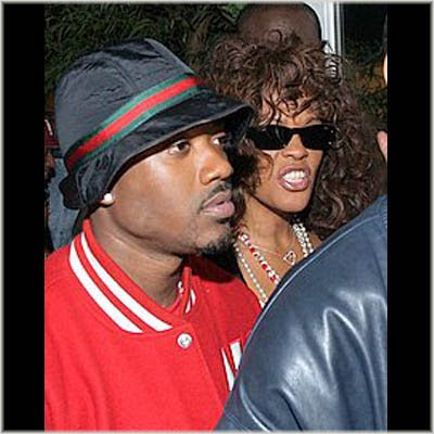 Whitney & Ray J Spotted Out Together
