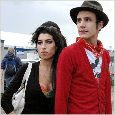 Winehouse's 'Close' To Marriage Break-Up