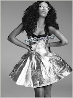 New Solange Photoshoot