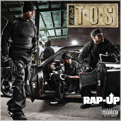 G-Unit - 'T.O.S.' Cover