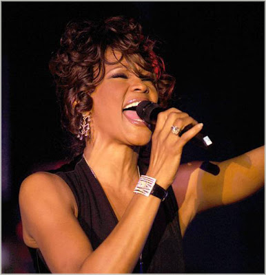 Whitney Wows At London Show