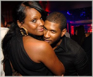 Usher and chili dating