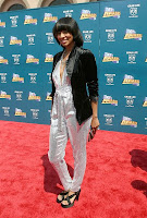 keri+hilson BET Awards 2008: Arrivals