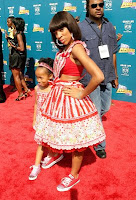 lil+mama BET Awards 2008: Arrivals