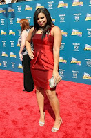 jordin BET Awards 2008: Arrivals