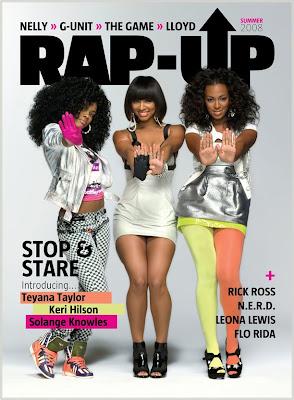 Solange, Keri, Teyana & Nelly Cover Rap-Up