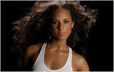 alicia+222 Alicia Keys Lands Bond Theme