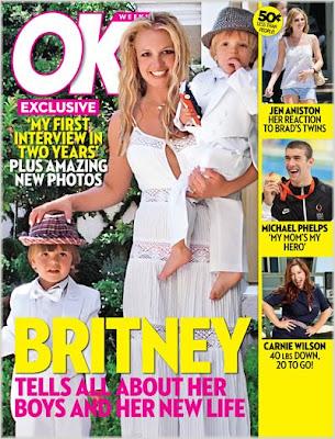 Britney Talks Kids, New Album & More