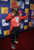 t pain 2008 MTV VMA: Arrivals