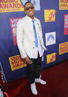 chris+brown 2008 MTV VMA: Arrivals