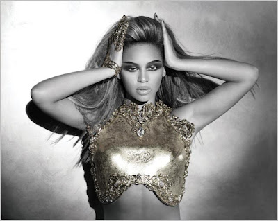 Beyonce Its Sasha Fierce...Again