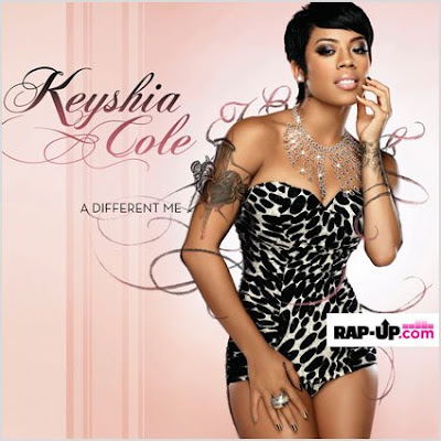 Keyshia Cole 'A Different Me' Cover