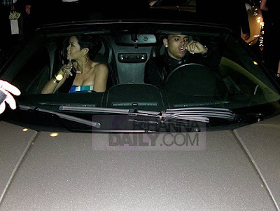 rihanna+chris+brown+b4 Chris Brown & Rihanna Drama Update