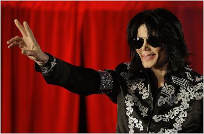 Michael Jackson Re-schedules Concert Opening