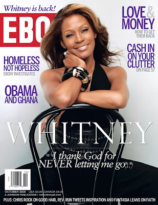 ebony+whitney Whitney Covers Ebony / Talks New LP